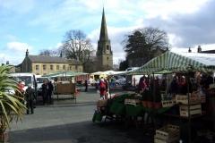 Market Day at Masham