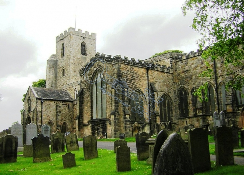 Auckland, St Andrew, County Durham