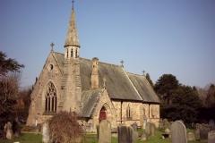Whorlton, St Mary