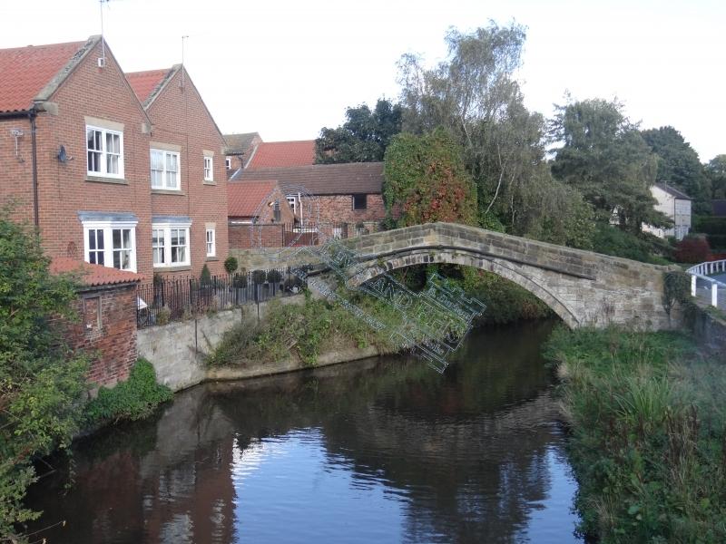 Pack Horse Bridge Stokesley