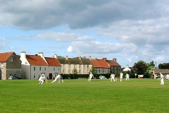 Cricket at Scorton