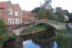 Pack Horse Bridge Stokesley
