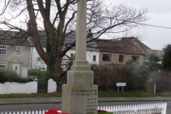 Wolviston War Memorial